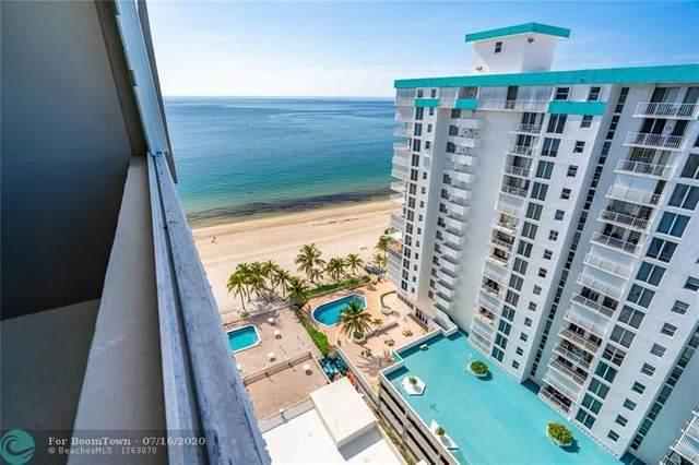 1000 S Ocean Blvd Ph-D, Pompano Beach, FL 33062 (MLS #F10239228) :: Castelli Real Estate Services