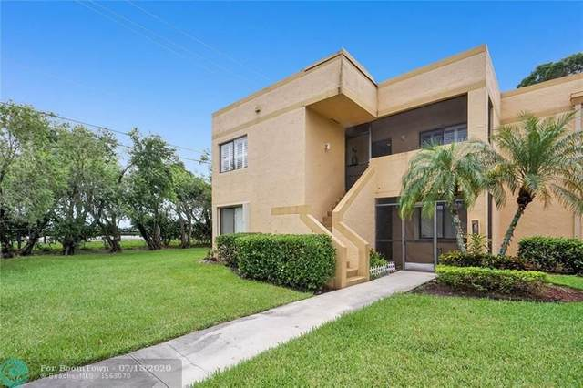 153 Lakeview Dr #201, Weston, FL 33326 (MLS #F10239277) :: Berkshire Hathaway HomeServices EWM Realty