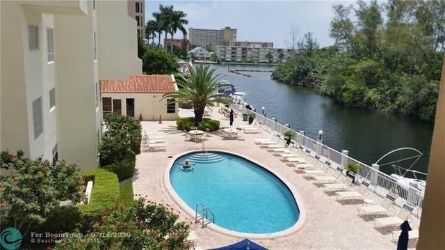 2870 NE 14th Street Cswy 307 C, Pompano Beach, FL 33062 (MLS #F10239379) :: Castelli Real Estate Services