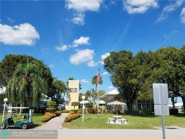201 S Golf Blvd #299, Pompano Beach, FL 33064 (#F10239439) :: Posh Properties