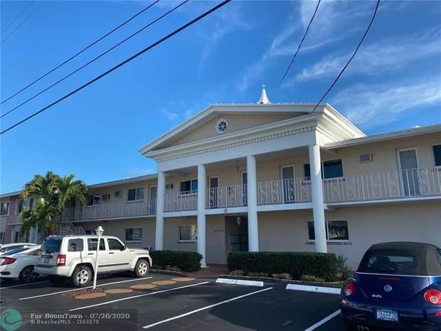 2850 NE 30th St #19, Fort Lauderdale, FL 33306 (MLS #F10239538) :: Berkshire Hathaway HomeServices EWM Realty
