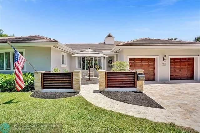 2400 NE 13th St, Fort Lauderdale, FL 33304 (MLS #F10239565) :: Berkshire Hathaway HomeServices EWM Realty