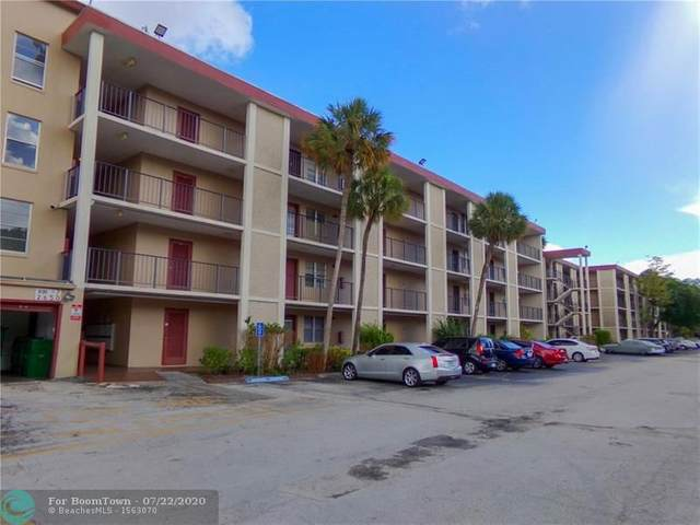2650 NW 49th Ave #320, Lauderdale Lakes, FL 33313 (MLS #F10239594) :: Green Realty Properties
