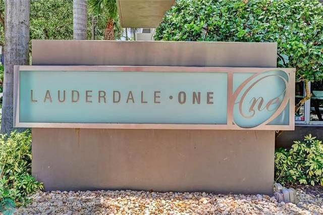 2401 NE 65 ST #307, Fort Lauderdale, FL 33308 (MLS #F10239611) :: Berkshire Hathaway HomeServices EWM Realty