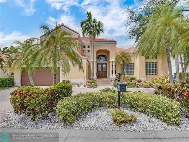 15621 SW 12th St, Pembroke Pines, FL 33027 (MLS #F10239757) :: Green Realty Properties
