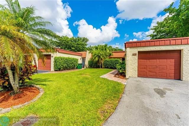 9923 NW 65th Ct D16, Tamarac, FL 33321 (MLS #F10239849) :: Berkshire Hathaway HomeServices EWM Realty