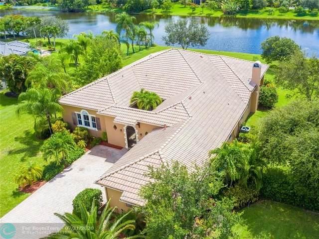 3052 SW 141st Terrace, Davie, FL 33330 (MLS #F10239904) :: Castelli Real Estate Services
