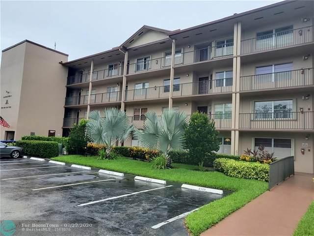 500 SW 130th Ter #408, Pembroke Pines, FL 33027 (MLS #F10240165) :: Green Realty Properties