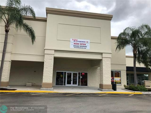 6325 W Sample Rd, Coral Springs, FL 33067 (MLS #F10240316) :: Castelli Real Estate Services