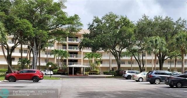 3960 Oaks Clubhouse Drive #205, Pompano Beach, FL 33069 (MLS #F10240469) :: Berkshire Hathaway HomeServices EWM Realty