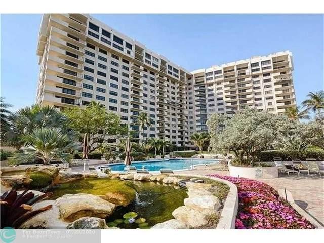 4900 N Ocean Blvd #212, Lauderdale By The Sea, FL 33308 (#F10240506) :: Posh Properties