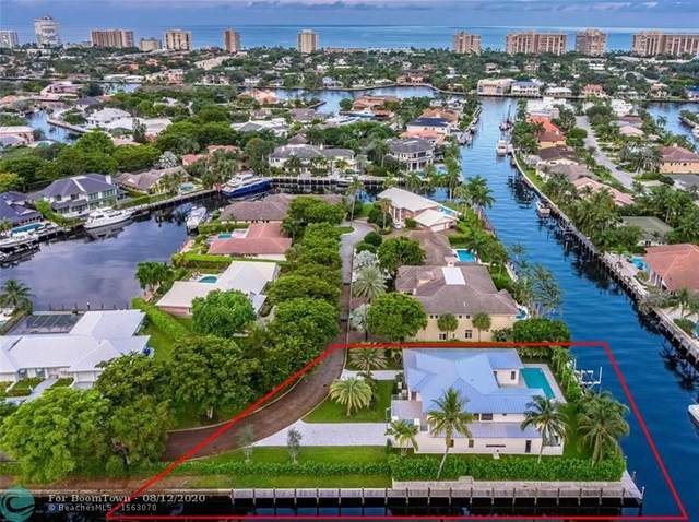 26 S Compass Dr, Fort Lauderdale, FL 33308 (MLS #F10240525) :: The Howland Group