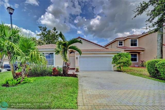 5669 NW 122nd Ave, Coral Springs, FL 33076 (MLS #F10240531) :: Berkshire Hathaway HomeServices EWM Realty