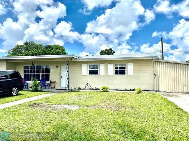 4431 NW 173rd Dr, Miami Gardens, FL 33055 (MLS #F10240768) :: Berkshire Hathaway HomeServices EWM Realty