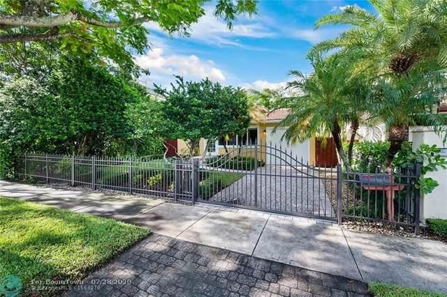 816 N Rio Vista Blvd, Fort Lauderdale, FL 33301 (MLS #F10240922) :: The Howland Group