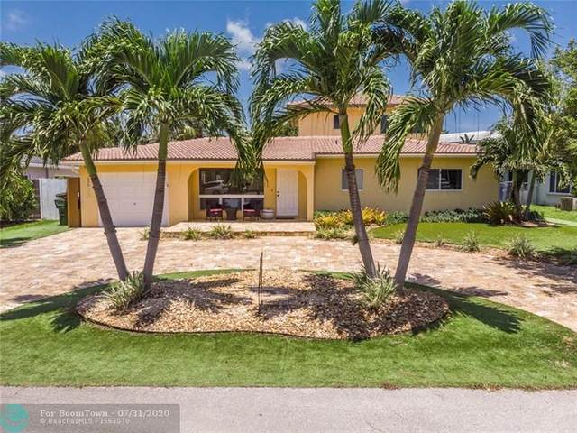 2061 Ocean Mist Dr, Lauderdale By The Sea, FL 33062 (MLS #F10240932) :: The Howland Group