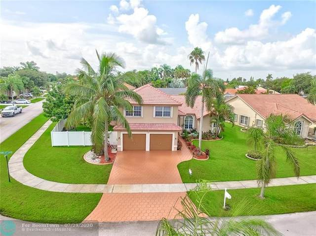 733 NW 177th Ave, Pembroke Pines, FL 33029 (#F10240982) :: Posh Properties