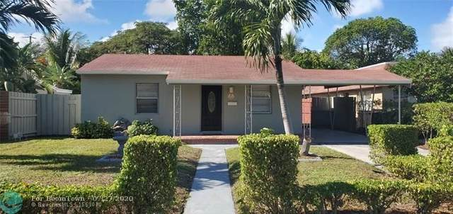 1309 NW 5th Ave, Fort Lauderdale, FL 33311 (MLS #F10241024) :: Berkshire Hathaway HomeServices EWM Realty
