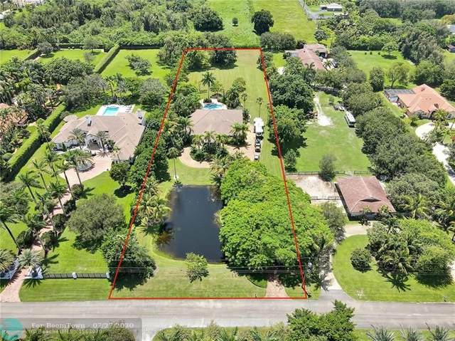 5551 Thoroughbred Ln, Southwest Ranches, FL 33330 (MLS #F10241080) :: Castelli Real Estate Services