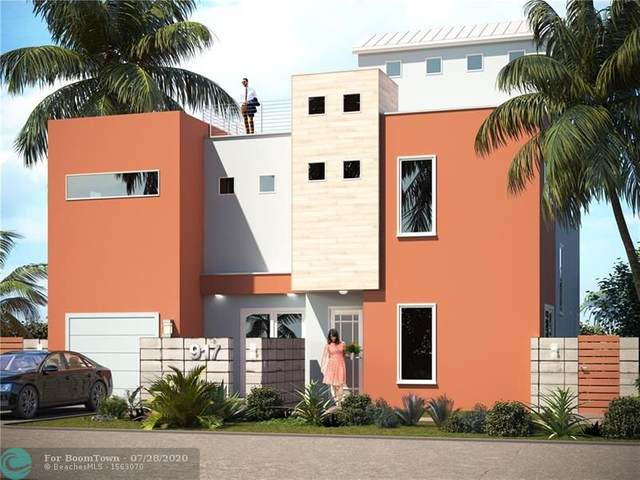 719 NE 17th Ave, Fort Lauderdale, FL 33304 (MLS #F10241104) :: Berkshire Hathaway HomeServices EWM Realty