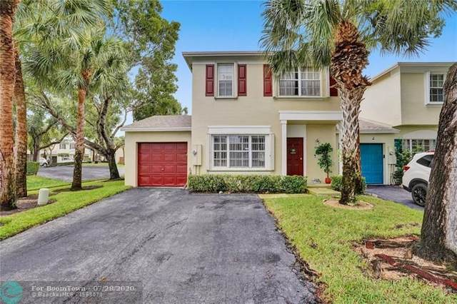 9561 E Plum Harbor Way #9561, Tamarac, FL 33321 (MLS #F10241140) :: Berkshire Hathaway HomeServices EWM Realty