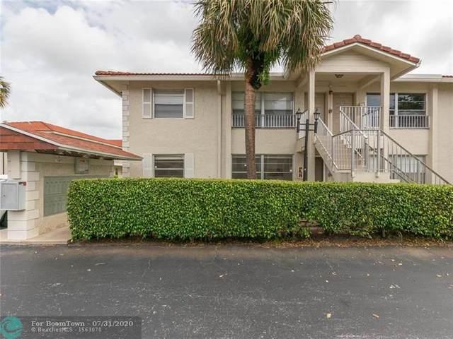 3752 N University Dr B-8, Coral Springs, FL 33065 (MLS #F10241146) :: Berkshire Hathaway HomeServices EWM Realty