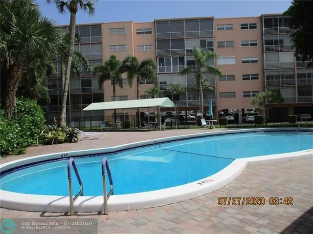 1425 Atlantic Shores Blvd #203, Hallandale, FL 33009 (MLS #F10241183) :: Green Realty Properties