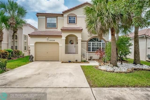 15720 NW 16th Ct, Pembroke Pines, FL 33028 (MLS #F10241357) :: Green Realty Properties