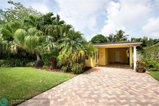 1529 NE 17th Ter, Fort Lauderdale, FL 33304 (#F10241385) :: Ryan Jennings Group