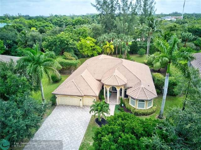 6364 NW 93rd Dr, Parkland, FL 33067 (MLS #F10241395) :: Green Realty Properties