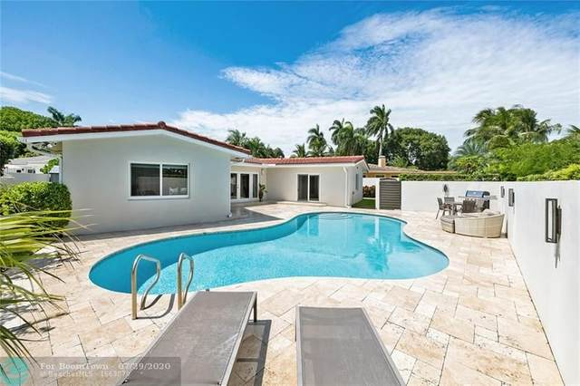 2205 Bayview Dr, Fort Lauderdale, FL 33305 (MLS #F10241418) :: Berkshire Hathaway HomeServices EWM Realty