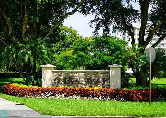 3520 Oaks Way #709, Pompano Beach, FL 33069 (#F10241429) :: Posh Properties
