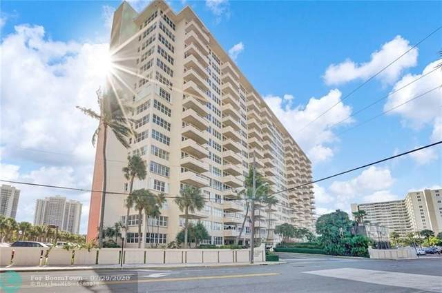 3300 NE 36th St #1021, Fort Lauderdale, FL 33308 (#F10241440) :: Ryan Jennings Group