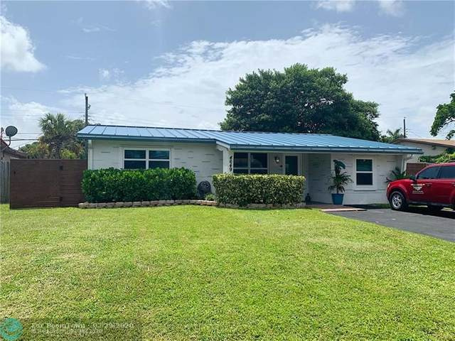 4649 SW 28th Ave, Fort Lauderdale, FL 33312 (MLS #F10241444) :: Green Realty Properties