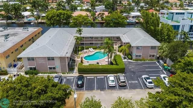 2701 NE 1st St #209, Pompano Beach, FL 33062 (MLS #F10241453) :: Castelli Real Estate Services