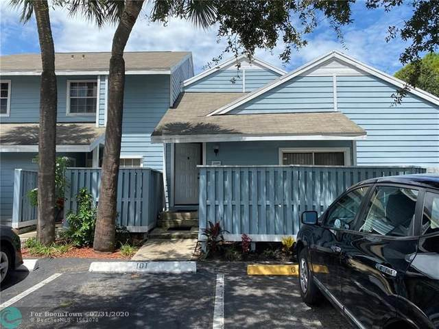 2091 Champions Way #2091, North Lauderdale, FL 33068 (MLS #F10241457) :: Berkshire Hathaway HomeServices EWM Realty