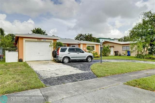 4180 NW 45th Ave, Lauderdale Lakes, FL 33319 (MLS #F10241462) :: Berkshire Hathaway HomeServices EWM Realty