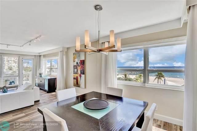 133 N Pompano Beach Blvd #410, Pompano Beach, FL 33062 (MLS #F10241463) :: Castelli Real Estate Services