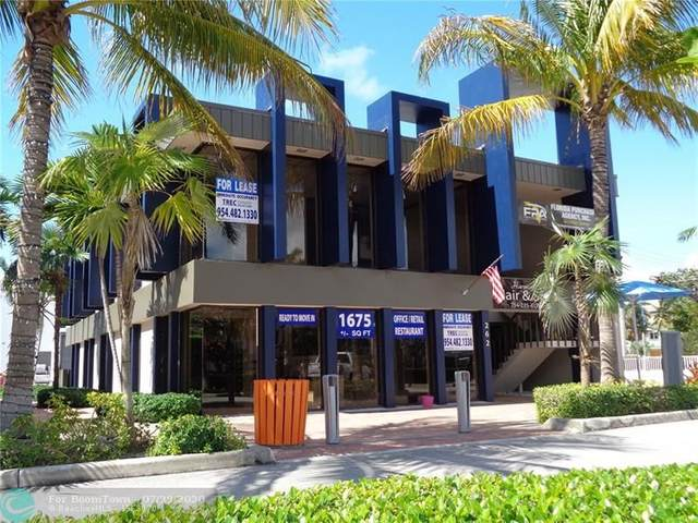 262 E Commercial Blvd A, Lauderdale By The Sea, FL 33308 (MLS #F10241478) :: Berkshire Hathaway HomeServices EWM Realty