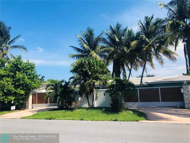 2800 NE 49, Fort Lauderdale, FL 33308 (MLS #F10241533) :: Berkshire Hathaway HomeServices EWM Realty