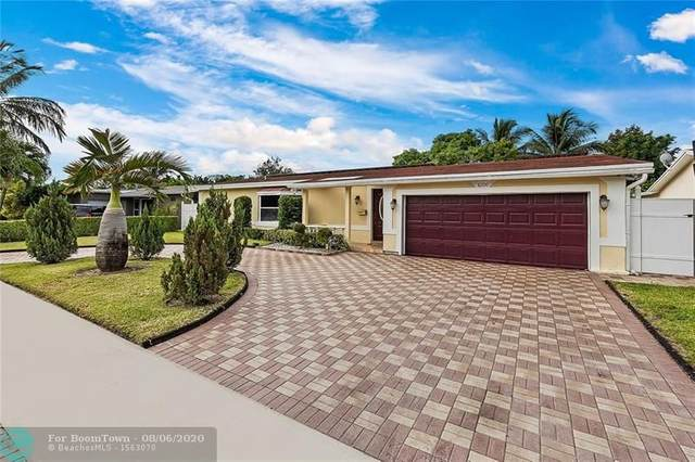 8200 NW 20th Ct, Sunrise, FL 33322 (MLS #F10241562) :: Green Realty Properties