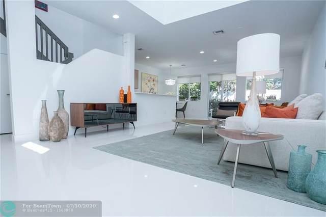 160 SE 7th Way #160, Pompano Beach, FL 33060 (#F10241601) :: Posh Properties