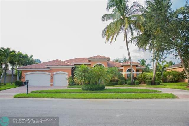 14889 SW 33rd Street, Davie, FL 33331 (#F10241609) :: Posh Properties