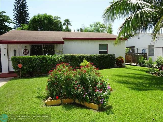 1328 NW 1st Ave, Fort Lauderdale, FL 33311 (MLS #F10241731) :: Berkshire Hathaway HomeServices EWM Realty