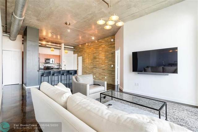 313 NE 2nd St #805, Fort Lauderdale, FL 33301 (MLS #F10241843) :: THE BANNON GROUP at RE/MAX CONSULTANTS REALTY I