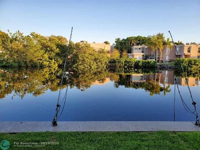 801 NE 18th Ct #106, Fort Lauderdale, FL 33305 (MLS #F10241866) :: Berkshire Hathaway HomeServices EWM Realty