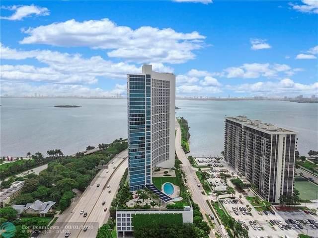 601 NE 36th St #1403, Miami, FL 33137 (MLS #F10241872) :: Berkshire Hathaway HomeServices EWM Realty