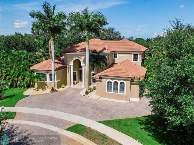 12402 Grand Oaks Dr, Davie, FL 33330 (MLS #F10241894) :: Green Realty Properties