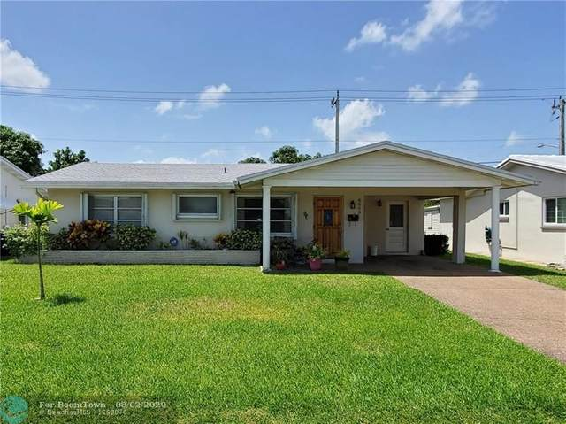 6606 NW 57th Ct, Tamarac, FL 33321 (MLS #F10241934) :: Green Realty Properties