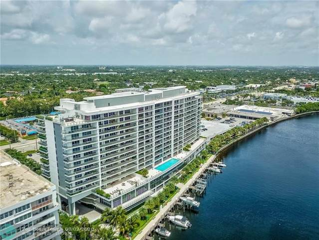 1180 North Federal Hwy #510, Fort Lauderdale, FL 33304 (MLS #F10241962) :: Berkshire Hathaway HomeServices EWM Realty